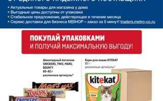 Каталог товаров МЕТРО: Проходим по ценам с 2 по 29 сентября 2021 года