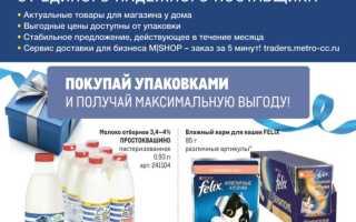 Каталог товаров МЕТРО: Проходим по ценам с 4 февраля по 3 марта 2021 года