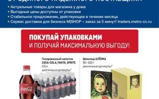 Каталог товаров МЕТРО: Проходим по ценам с 1 по 28 апреля 2021 года