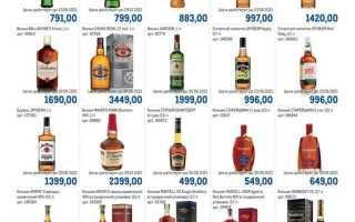 Каталог товаров МЕТРО: Алкоголь по акции с 27 мая по 9 июня 2021 года