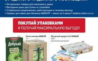 Каталог товаров МЕТРО: Проходим по ценам с 27 мая по 23 июня 2021 года