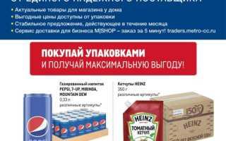 Каталог товаров МЕТРО: Проходим по ценам с 29 апреля по 26 мая 2021 года